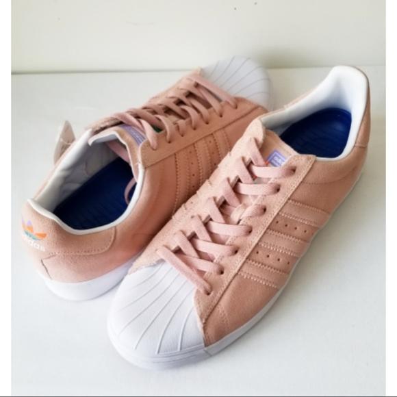 adidas Superstar Sko Superstar adidas Vulc Adv Shelltoe Sneakers Nwob Poshmark 96bbb8